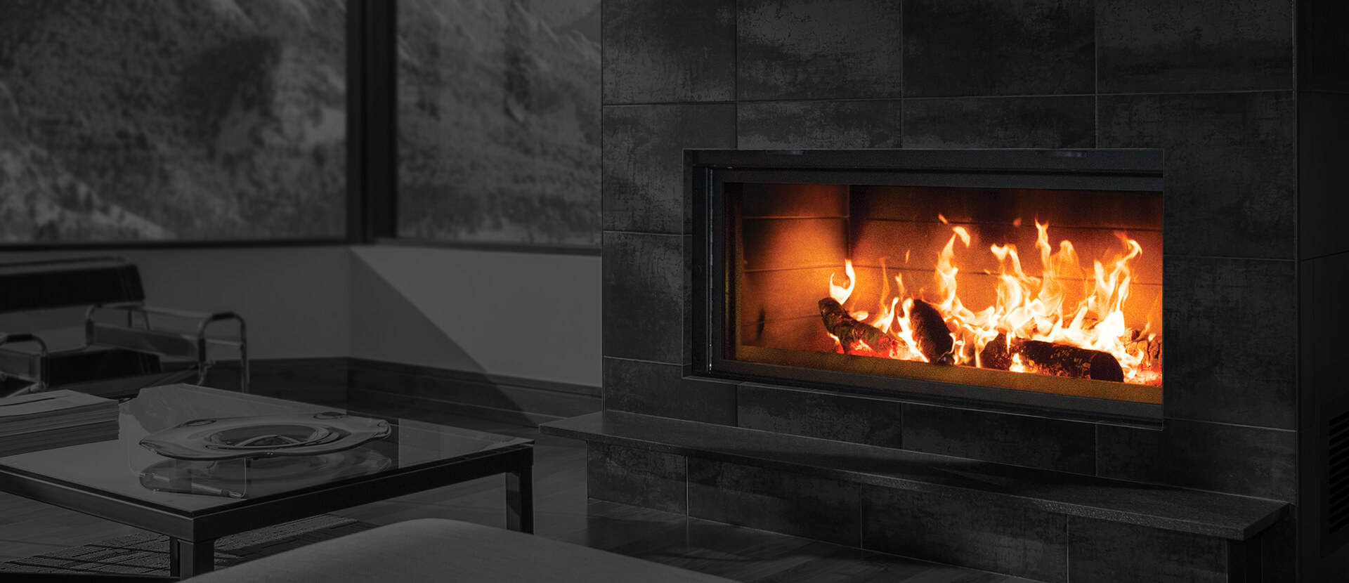 built in wood fireplaces golden bc heating contractor