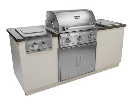 I Series EZ Outdoor Kitchen – Copper