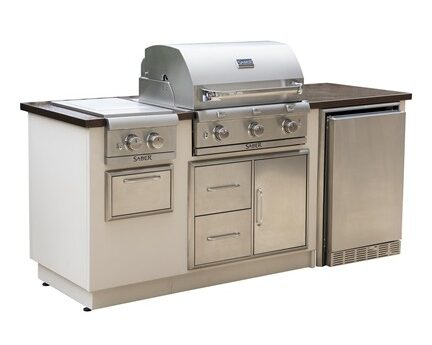 R Series EZ Outdoor Kitchen – Copper