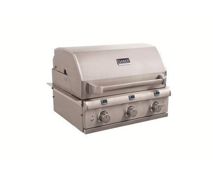 Elite Series 3-Burner Built-In Gas Grill