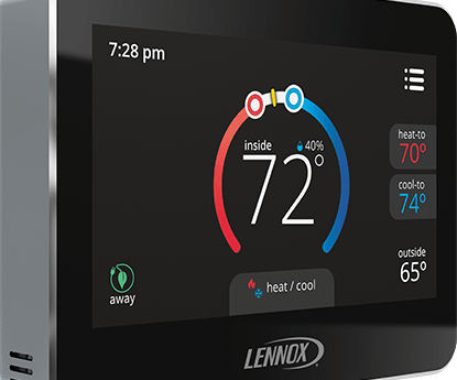 Comfortsense 7500 Touchscreen Thermostat