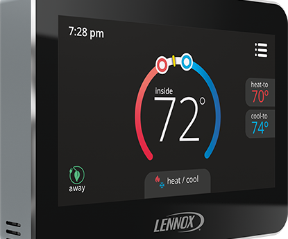 Comfortsense 5500 Touchscreen Thermostat