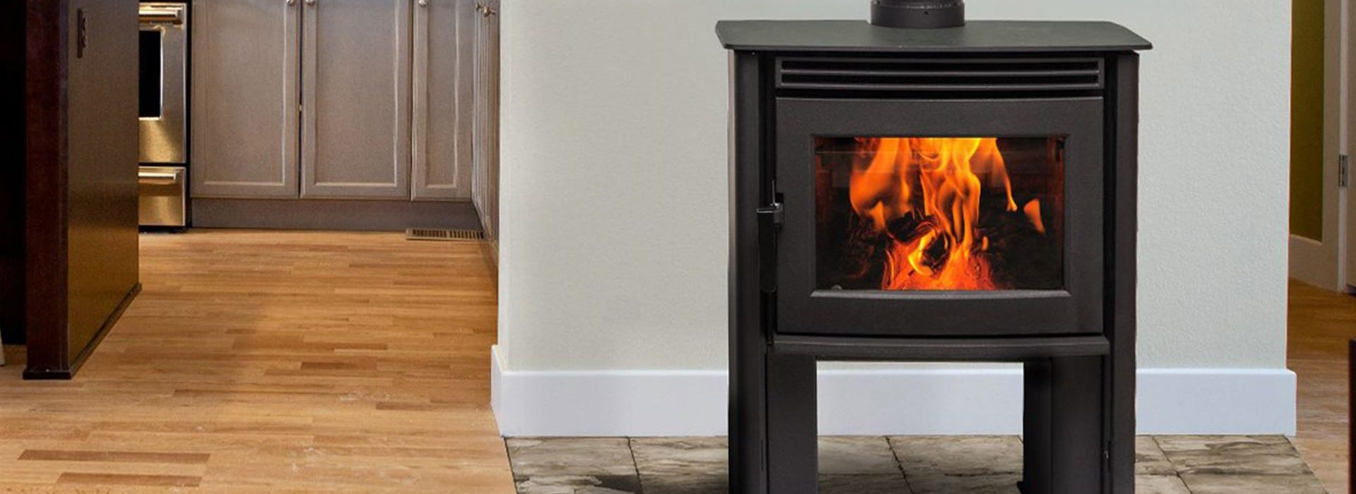 pacific energy wood stove heating